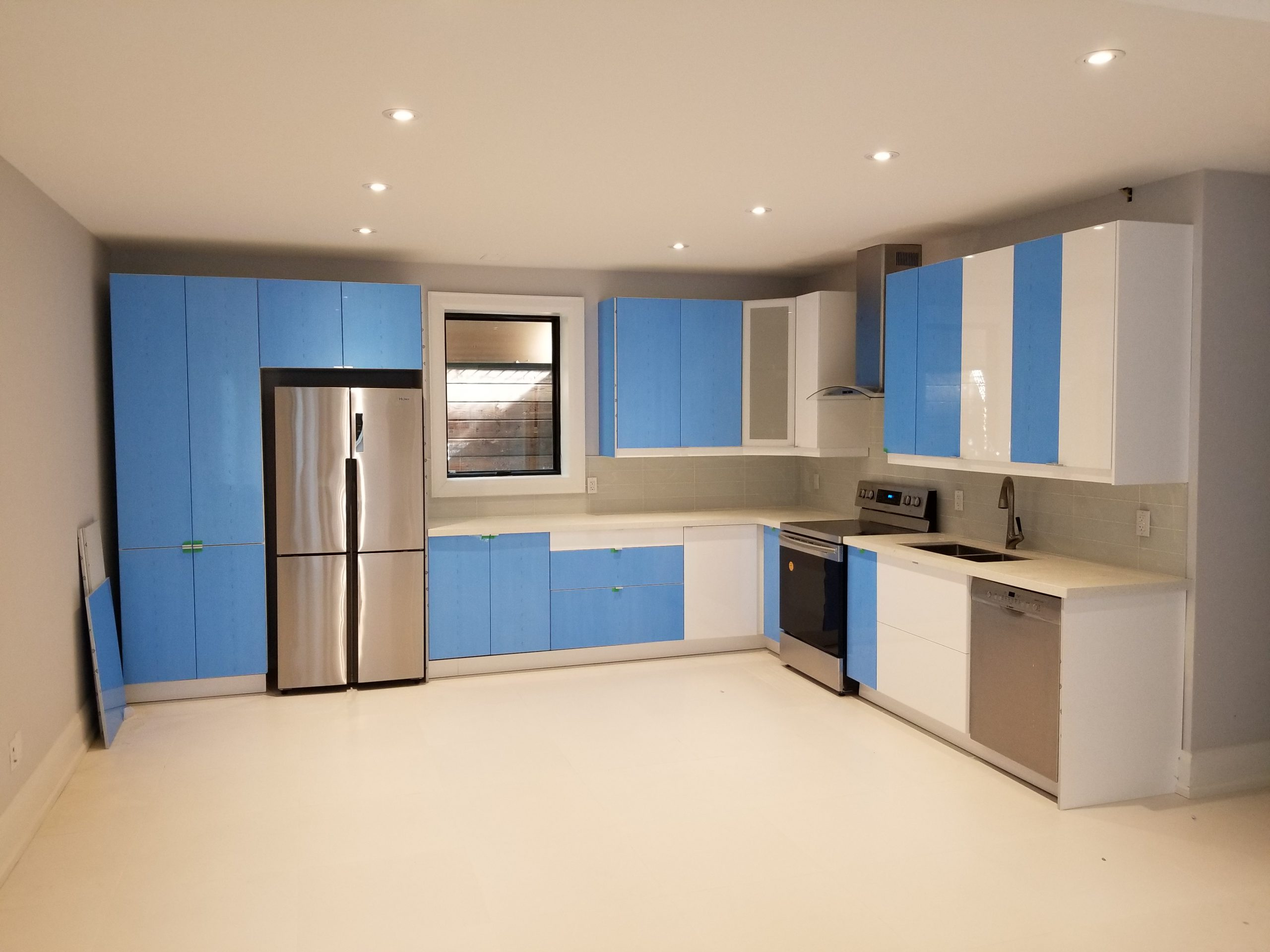 Kitchener kitchen installation
